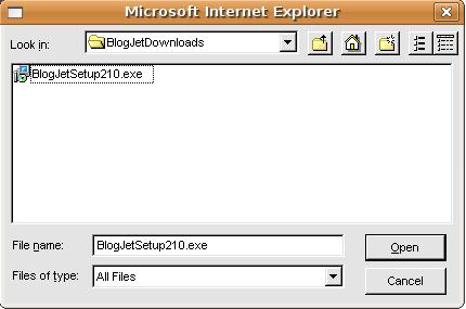 Blogjet_linux